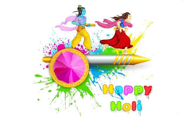 Radha Krishna Holi Images Hd Holi Images Happy Holi Wallpaper