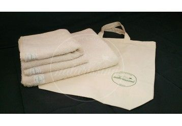 Towel set ORGANIC - 100% ORGANIC COTTON