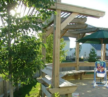 30 Best Images About Shade Trellis Ideas On Pinterest