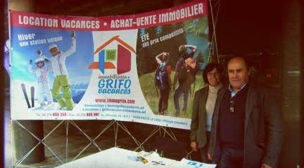Grande Braderie Pas de la Casa 2014 Immogrifo.com location appartements Pas de la Case en Andorre T.00.376855250 http: //www.immogrifo.com - immogrifo@andorra.ad