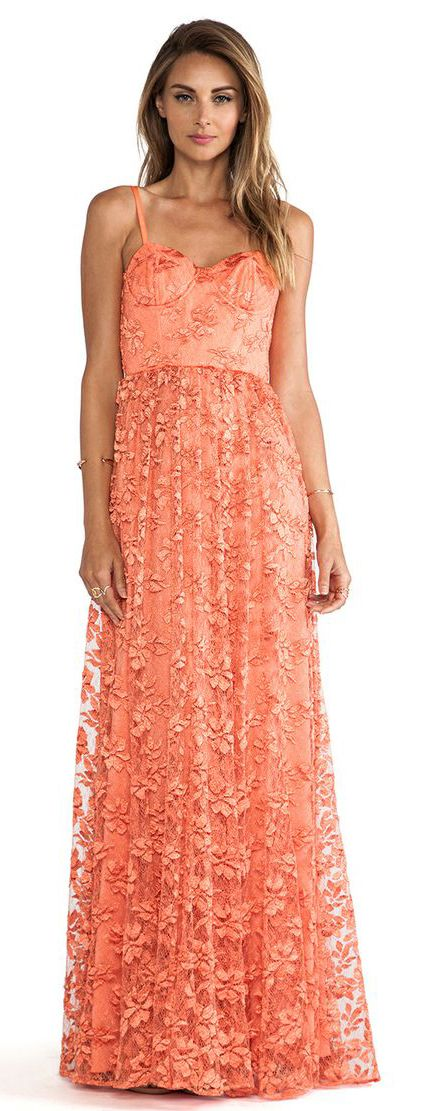 1000  ideas about Coral Lace Dresses on Pinterest - Cute summer ...