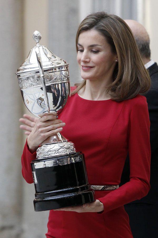 La Familia Real premia el deporte español