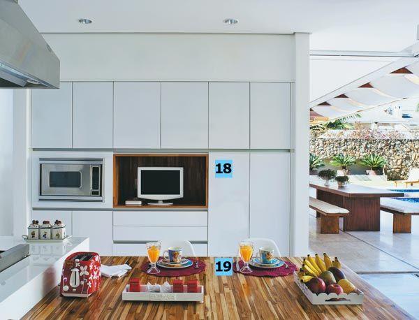Construindo Minha Casa Clean: Cozinhas Embutidas na Parede! Poeira Nunca Mais!!!
