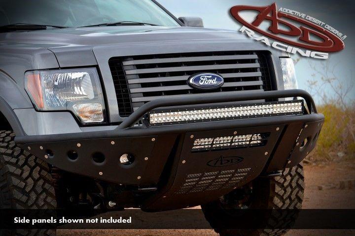 Shop Ford F150 EcoBoost Custom Front Bumper