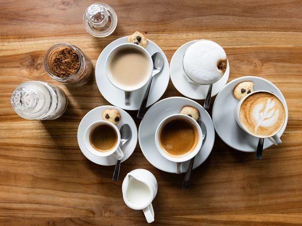 Coffee & Tea? Let's Go