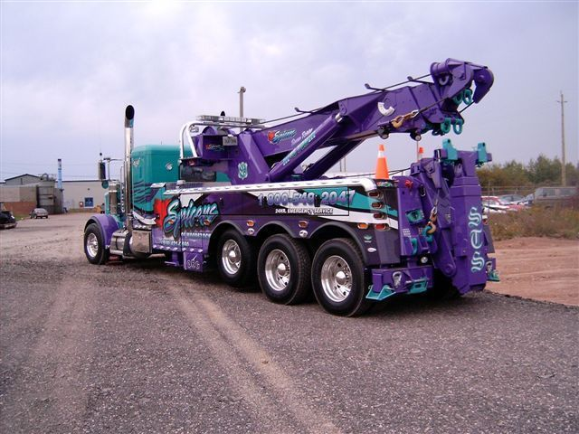 1356 best images about tow trucks heavy wreckers on pinterest tow truck semi trucks and. Black Bedroom Furniture Sets. Home Design Ideas