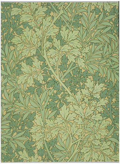 Dearle -- Foliage
