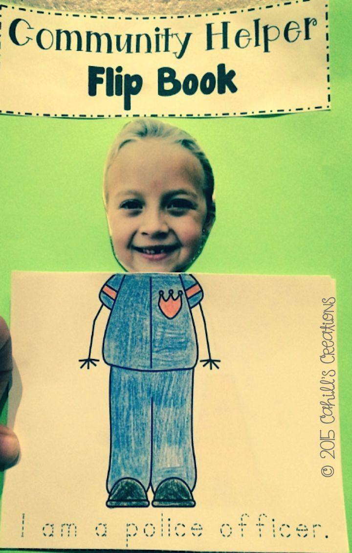 ddc49ba4e54baeab9ae5e58fdb9068be - Community Helpers Kindergarten