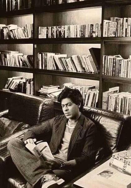 Shahrukh Khan of the day Sitting pretty Feb 26, 2016