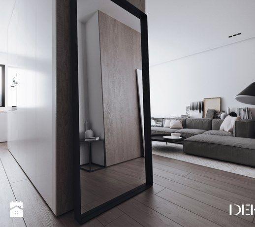 Zoliborz Artystyczny | Warszawa - Hol / przedpokój, styl minimalistyczny - zdjęcie od DEKAA Architects