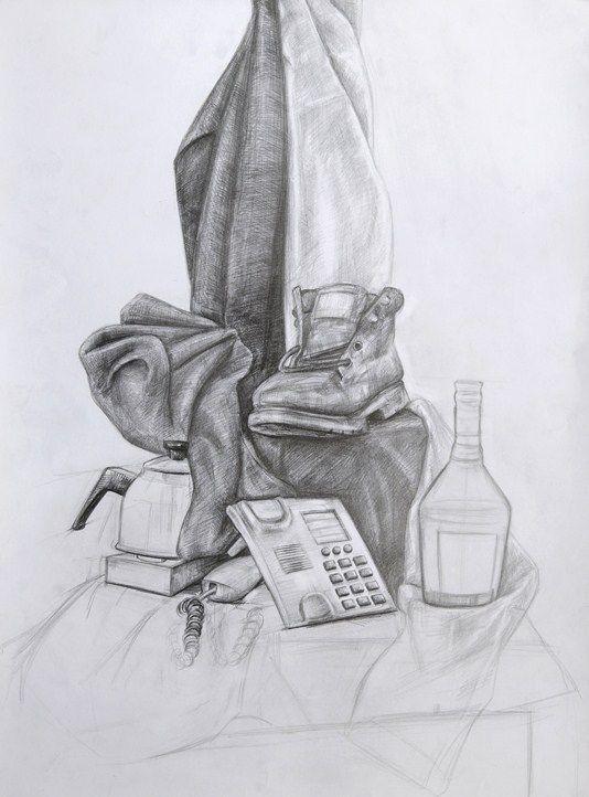 Karakalem Obje çizimi Obje Pencil Drawings Drawings Ve Art