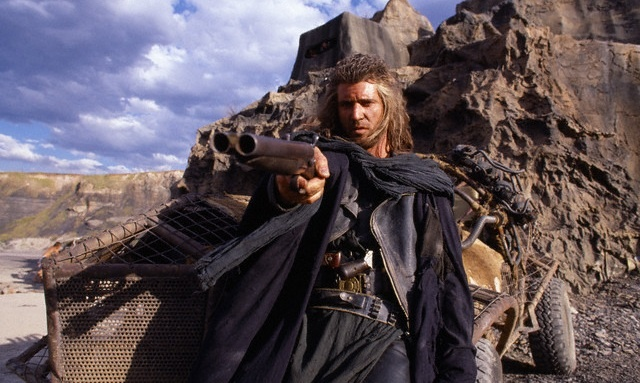 Mad max 2 -Mel gibson