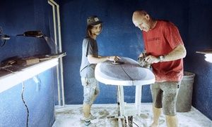Groupon - Four-Hour Group Surfboard-Shaping Class for One or Two at Shaper Studios (Up to 55% Off) in Shaper Studios. Groupon deal price: $25