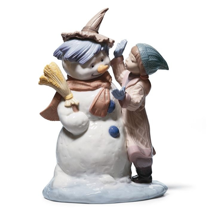 Talk to me!, Lladro