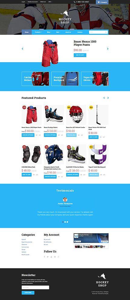 Mejores 38 imágenes de Shopify Themes en Pinterest   Plantillas ...