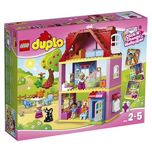Lego Duplo 10505 Legoville Family House -- To view further for this item, visit the image link.
