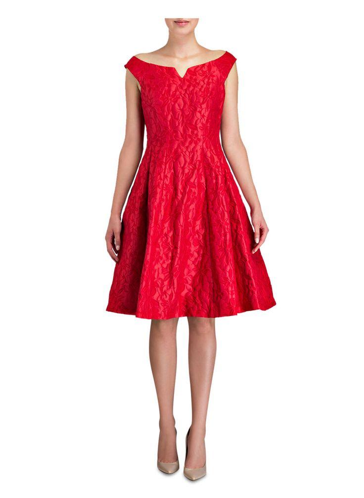 Jacquard-Kleid KIMBERLEY von coast bei Breuninger Kimberly Jacquard dress raspberry Kleid rot red A Linie A-Linie Princess dress Prinzesskleid beautiful wunderschön