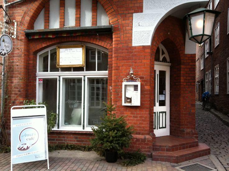 Anna's Café, Lüneburg