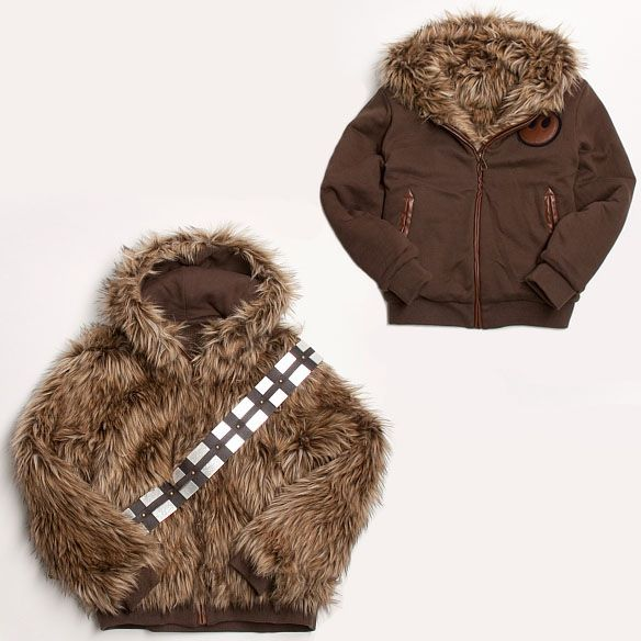 Chewbacca Jacket from Marc Ecko