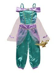 Disney Princess Jasmine Fancy Dress Costume