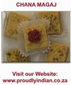 Chana Magaj - Indian Sweetmeats