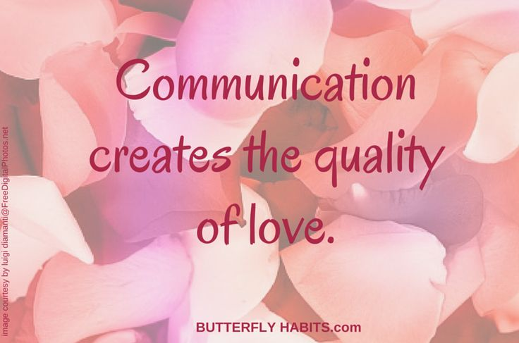 Which sweet words did you share with your loved one today? Discover 3 simple oversights that create constant misunderstanding with your partner at http://fannyritter.com/blog/3-simple-oversights-that-make-married-women-overcome-constant-misunderstanding-with-their-partner.html  #butterflyhabits #quote #love