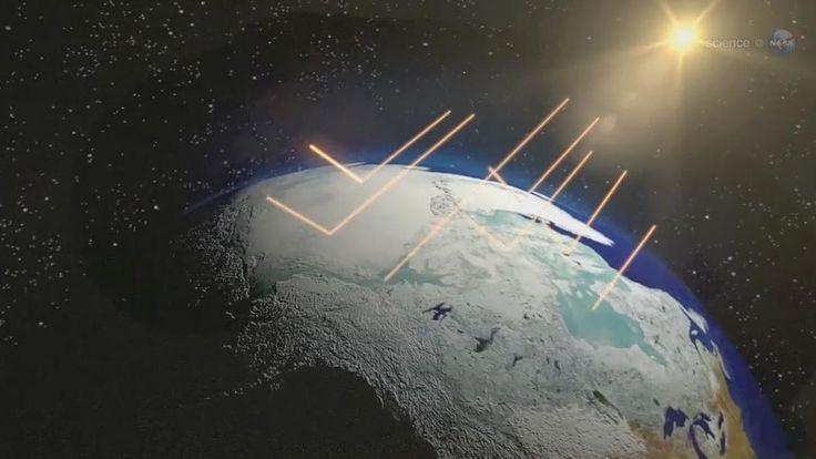 Nasa-Bilder aus der Luft: Schmelzendes Eis - Darum steuert die Menschheit auf eine Katastrophe zu - Video - Videos - FOCUS Online