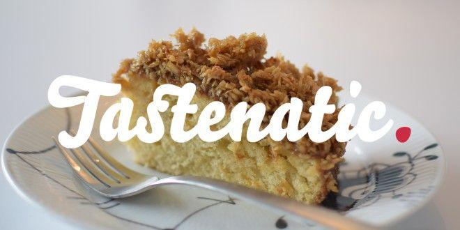 Drømmekage er en klassiker og altid en sikker vinder - her får du en rigtig nem opskrift på et t...