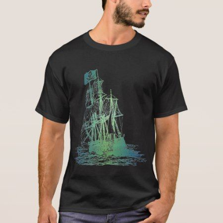 Aquatic Pirate Ship T-Shirt - click to get yours right now!