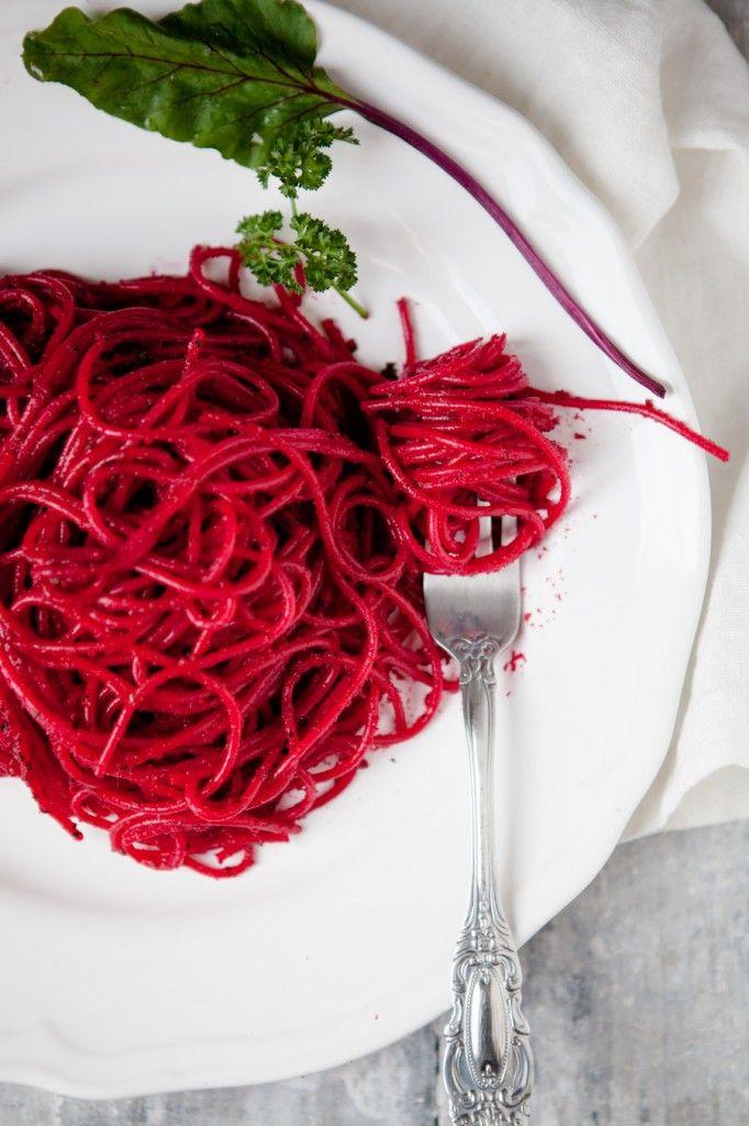Pasta mit Rote Beete – kulinarische Herbstliebe