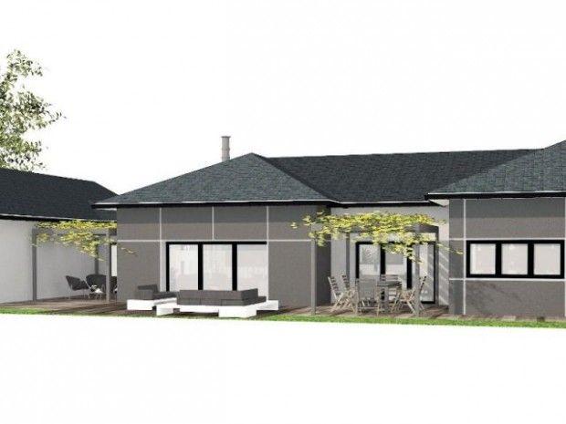 La maison Origami PRIX DE VENTE DE LA MAISON (HORS FONCIER) : 517.000 € TTC SURFACE PLANCHER : 262,15 m2 COÛT PAR M2 DE SURFACE PLANCHER : 1.973 € TTC ARCHITECTE : PATRICK MORIN SURFACE DE LA PARCELLE PRIVATIVE : 748 m2