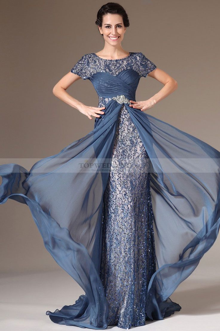 I like this one only for the fact that i could do this in for Dresses for mother of the bride winter wedding