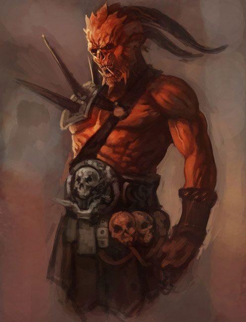16 best new demon tattoo images on Pinterest | Demon ...  16 best new dem...