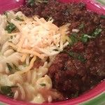 20min EASY Party Chili! Great for game day. Excellent to use a topping for chili dogs, chili fried, nacos etc! Super quick. Super easy. Super yummy.