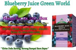 Informasi Produk kesehatan Terbaru 2016   Blueberry Juice Green World http://pengobatan.net/blueberry-juice-green-world || http://ow.ly/ag593050Ttj