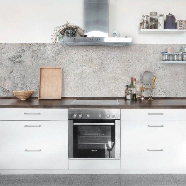 Die besten 25+ Deko klebefolie küche Ideen auf Pinterest Küche - spritzschutz folie k che