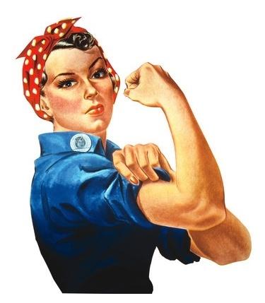 Para todas aquellas mujeres que no decaen y luchan por sus derechos y la igualdad real en lo laboral y social. Hoy (y todos) es su Día.