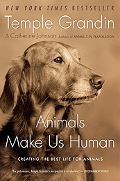 Animals Make Us Human by Temple Grandin. Temple Grandin takes the next step in Animals Make Us Human by offering insight on how we can create a better, happier, and healthier life for our animals.Book Club, Worth Reading, Audio Book, Book Book, Book Worth, Temples Grandin, Temple Grandin, Reading Lists, Animal