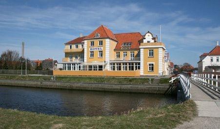 Hotel Grenaa Strand - Seaside hotel  - hotel.dk