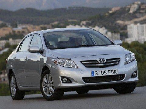 Отзывы о Toyota Corolla (Тойота Королла)