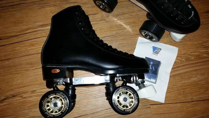 Riedell 120 Leather Velvet Smoothies Torque M 10.5 W11.5 Adult Roller Skates NEW #Riedell