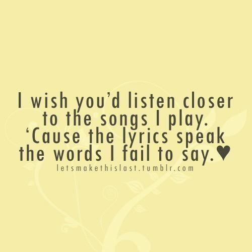 good teen love songs