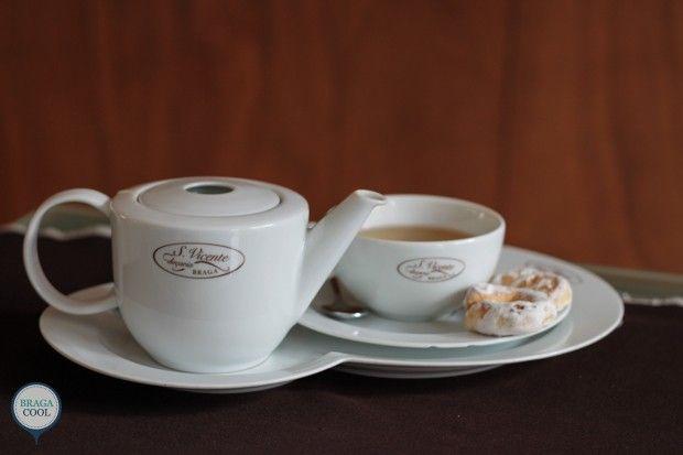 Café - Doçaria de São Vicente - Braga