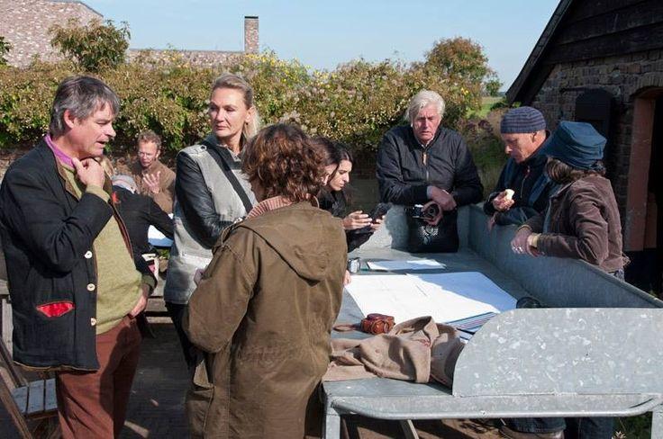 Wonderful and inspiring seminar in Piet Oudolf's own garden! With @noelk57 @annieguilfoyle  @kathryne101