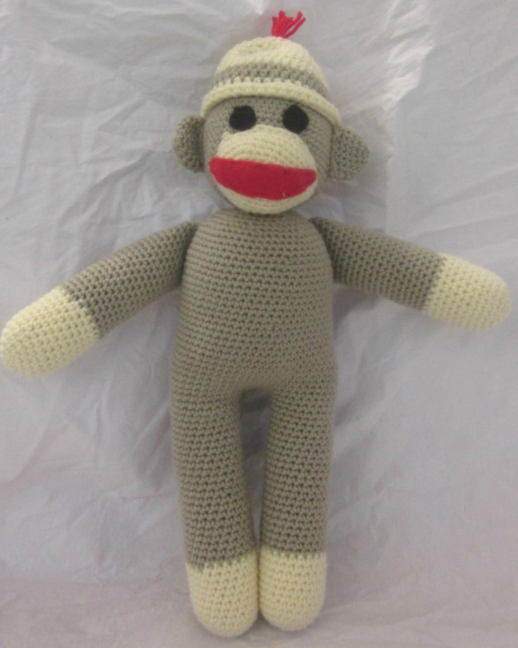 Amigurumitogo Sock Monkey : 518 best images about amigurumi on Pinterest Sheep dogs ...