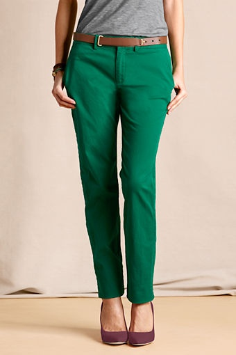 Shop our Collection of Women's Green Pants at anthonyevans.tk for the Latest Designer Brands & Styles. FREE SHIPPING AVAILABLE!