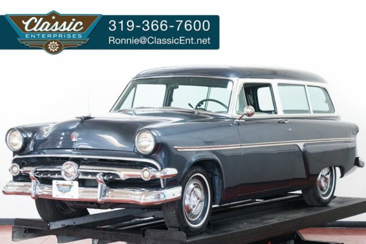 1954 Ford Ranch Wagon Station Wagon for sale #1764954 | Hemmings Motor News