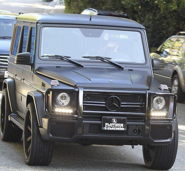 Dreams money can buy - Mercedes-Benz G63 AMG