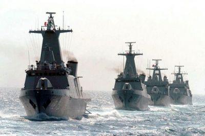 Armada de México en ejercicio multinacional Unitas 2012