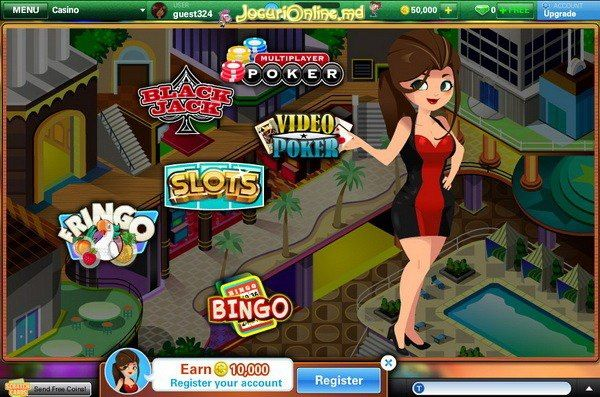 vegas world casino games